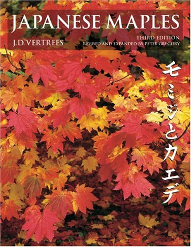 Japanese Maples: Momiji and Kaede 9780881925012