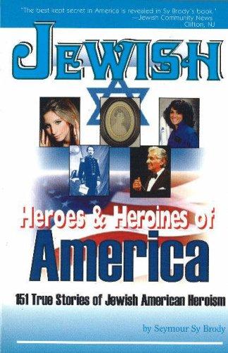 Jewish Heroes & Heroines of Am 9780883910269