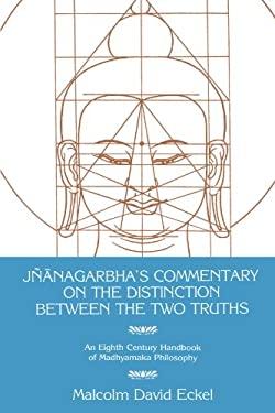 Jnanagarbha's Commentary 9780887063022