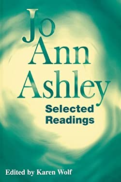 Jo Ann Ashley: Selected Readings 9780887376832
