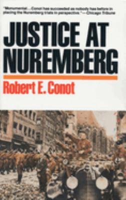 Justice at Nuremberg 9780881840322