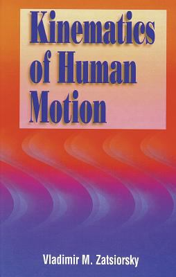Kinematics of Human Motion 9780880116763