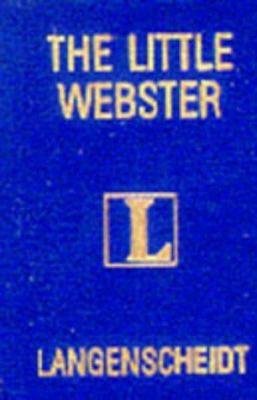 Langenscheidt's Lilliput Webster English Dictionary 9780887295218
