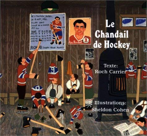 Le Chandail de Hockey 9780887761768