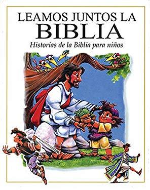 Leamos Juntos la Biblia: Una Biblia de Historias Para Ninos = Read with Me Bible 9780881131529