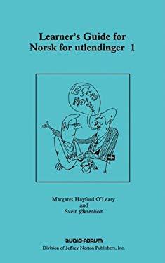 Learner's Guide for Norsk for Utlendinger 1