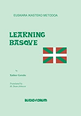 Learning Basque 9780884328759