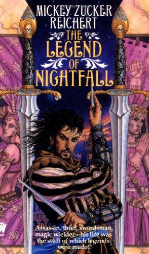 Legend of Nightfall 9780886775872