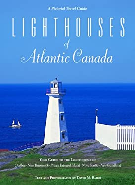 Lighthouses of Atlantic Canada 9780889952751
