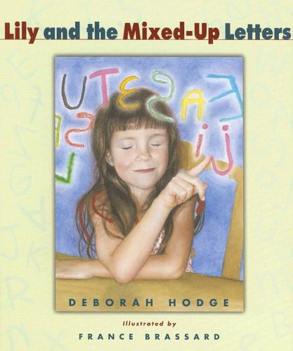 Lily and the Mixed-Up Letters 9780887767579