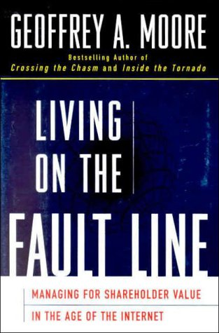 Living on the Fault Line: Managing for Shareholder Value in the Age of the Internet 9780887308888