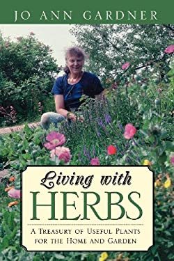 Living with Herbs 9780881503593