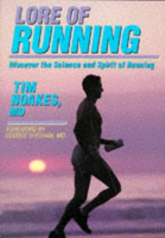 Lore of Running 9780880114387