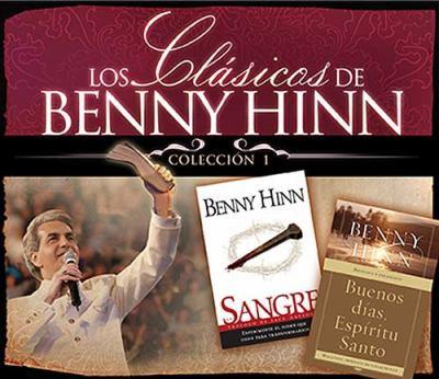 Los Clasicos de Benny Hinn Coleccion #1 9780881130867