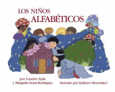 Los Ninos Alfabeticos = The Alphabet Kids 9780881068153