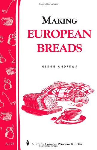 Making European Breads 9780882669984