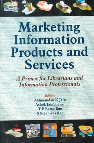 Marketing Information Products and Services 9780889368170