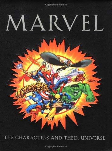 Marvel: The Characters and Their Universe 9780883631096