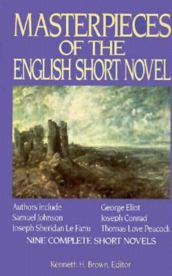 Masterpieces of the English Short Novel 9780881848489
