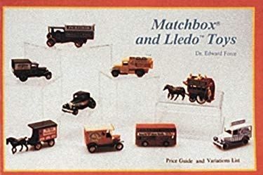 Matchbox and Lledo Toys 9780887401275