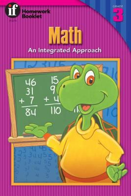 Math, Grade 3: An Integrated Approach 9780880129411