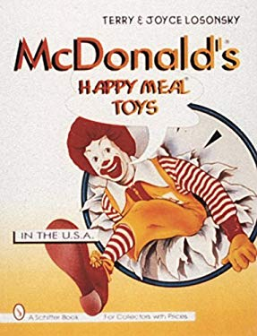 McDonald's Happy Meal Toys in the U.S.A. 9780887408533
