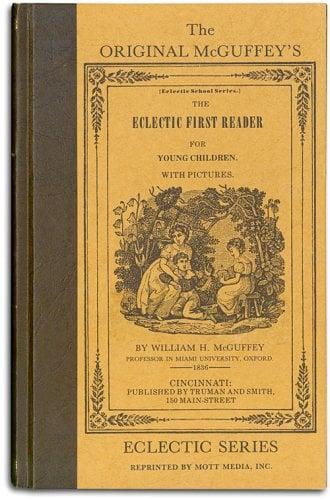 McGuffey Eclectic First Reader