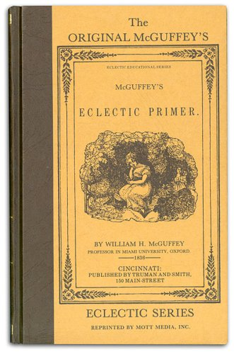 McGuffey's Eclectic Primer 9780880620185