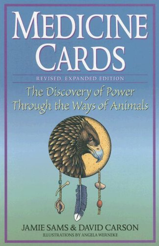 Medicine Cards: The Discovery of Power Through the Ways of Animals 9780880793940
