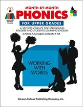 Month-By-Month Phonics for Upper Gra 3978317