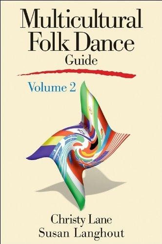 Multicultural Folk Dance Guide Volume 2 9780880119214