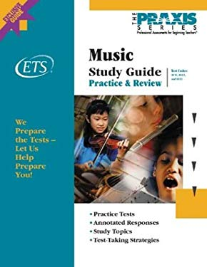 Music Study Guide 9780886852566