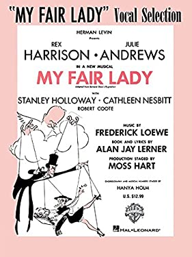My Fair Lady: Vocal Selection 9780881880977
