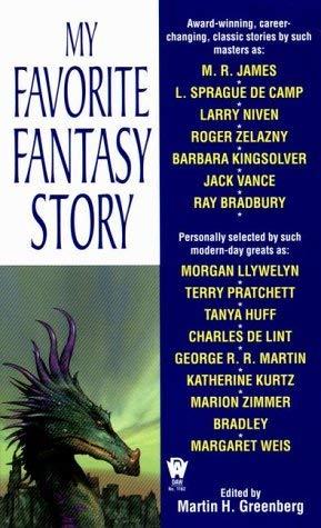My Favorite Fantasy Story 9780886779054