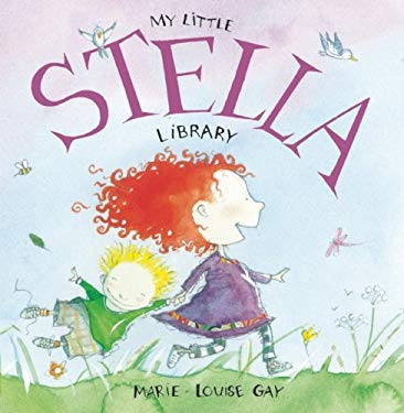 My Little Stella Library 9780888999610