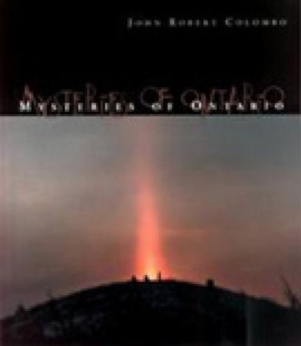 Mysteries of Ontario 9780888822055
