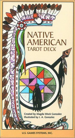 Native American Tarot Deck 9780880790093