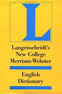 New College Dictionary - Langenscheidt Publishers