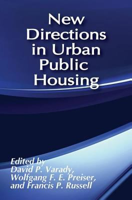 New Directions in Urban Public Housing 9780882851600