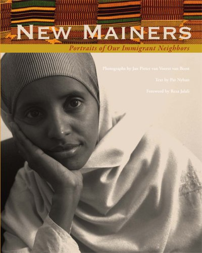 New Mainers: Portraits of Our Immigrant Neighbors 9780884483120