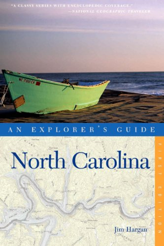 An Explorer's Guide North Carolina 9780881508451