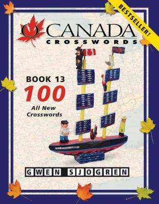 O Canada Crosswords Book 13 9780889712720