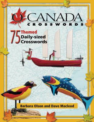 O Canada Crosswords Book 9 9780889712256