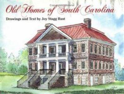 Old Homes of South Carolina 9780882898742