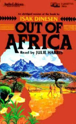 Out of Africa 9780886901349