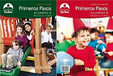 P Rvulos: Primeros Pasos Alumno, Septiembre-Febrero 9780882432564