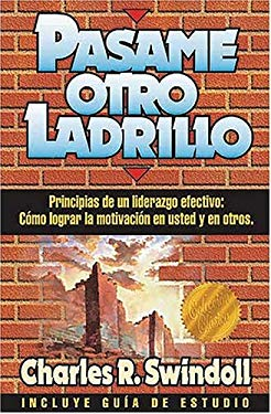 Pasame Otro Ladrillo 9780881137934