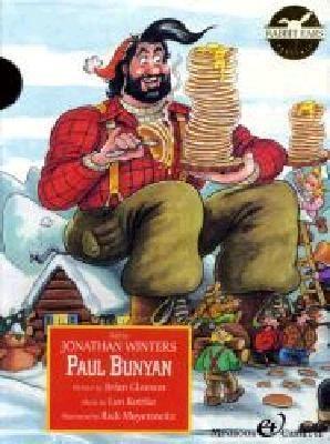 Paul Bunyan 9780887083037