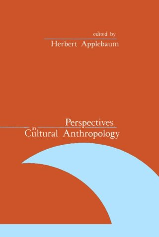 Perspectives in Cultural 9780887064395