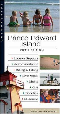 Prince Edward Island: Colourguide 9780887807244